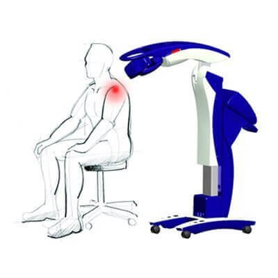 MLS Laser Therapy for the back