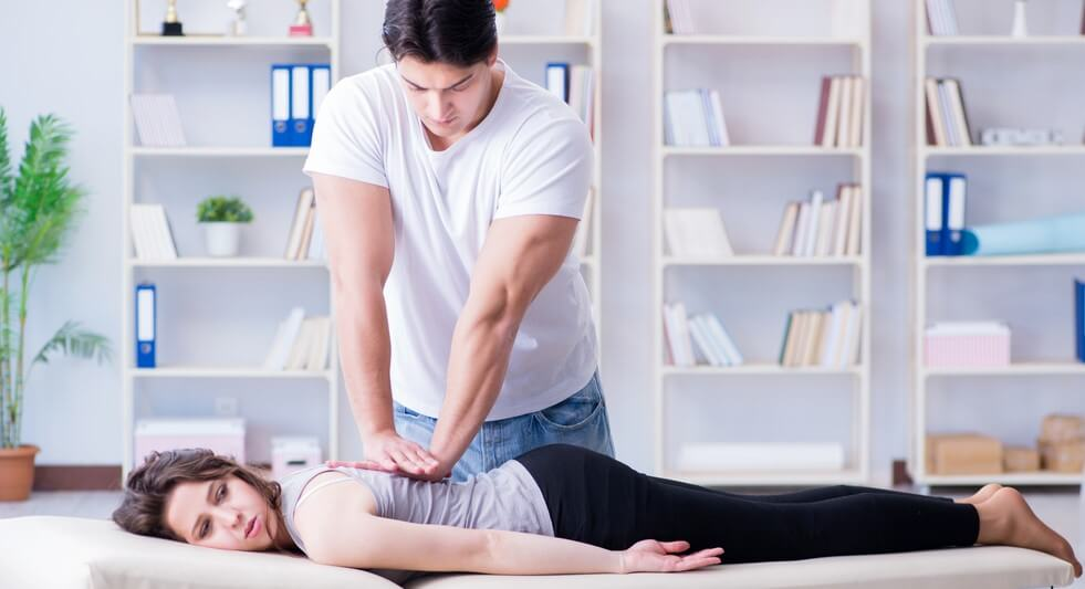 Spinal Adjustments in Austin